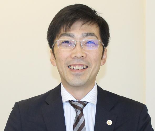 桜橘法律事務所 弁護士 馬場 俊光